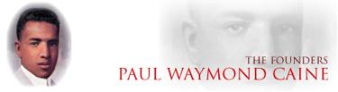 Paul Waymond Caine