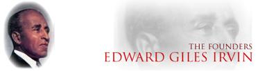Edward Giles Irvin