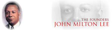 John Milton Lee