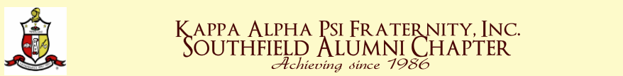 Southfield Alumni Chapter | Kappa Alpha Psi Fraternity, Inc.